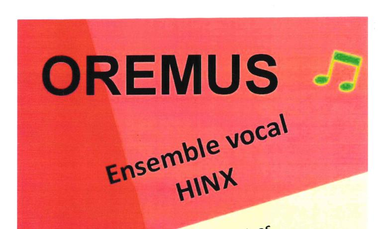 Association OREMUS chorale